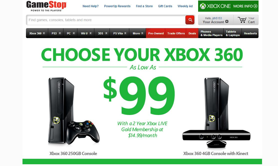 the 99 subsidized xbox 360 confusion avideogamelife