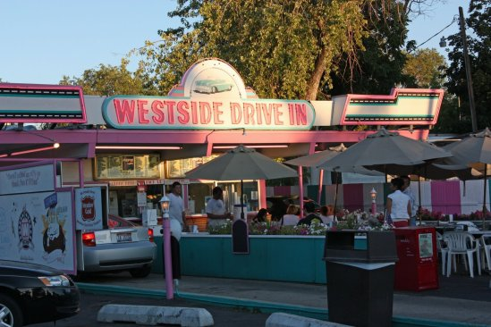 westside drive in