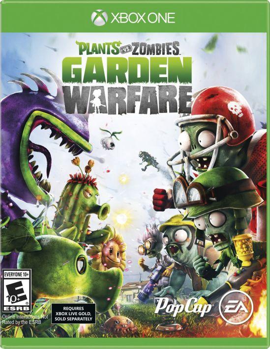plants vs zombies garden warfare cover