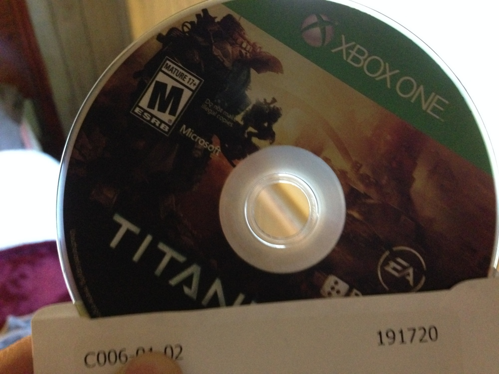 Titanfall Gamefly