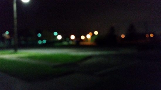blurred streetlights 2