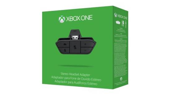 xbox headset adapter