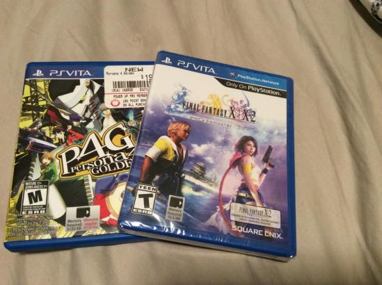 final fantasy x hd persona 4 golden vita