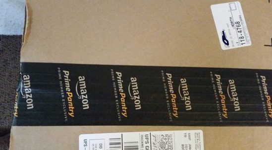 amazon prime pantry box