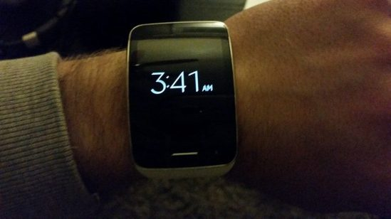 galaxy gear s time