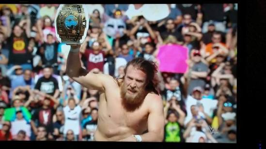 Daniel Bryan Wrestlemania