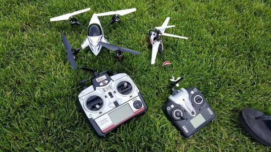 Ares QX 130 quadcopter