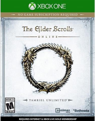 Elder Scrolls Online Xbox One