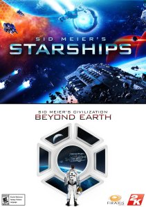 Civilization Beyond Earth / Starships