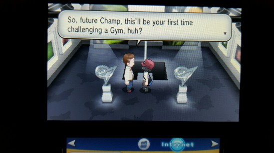 Santalune City gym