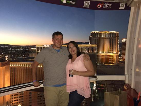 high roller observation wheel vegas