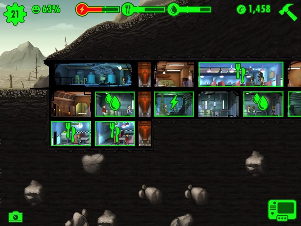Fallout Shelter