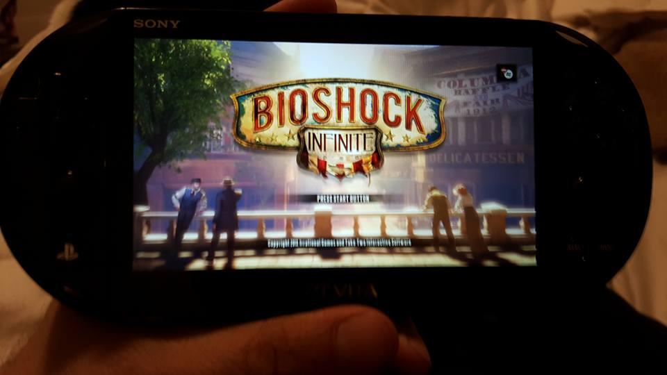 Bioshock Infinite Vita
