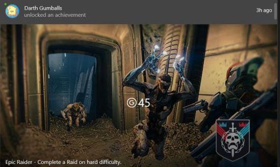 epic raider achievement