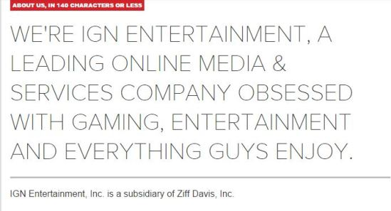 IGN mission statement