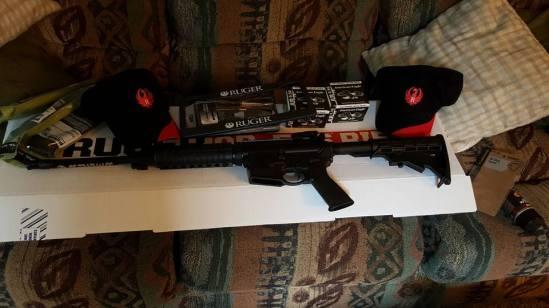Ruger AR 556