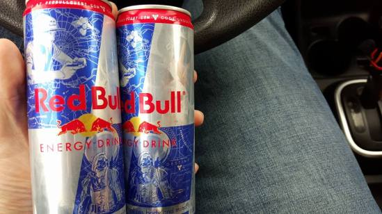 Destiny Red Bull