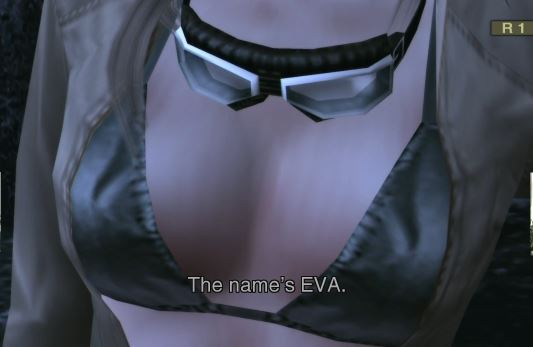 Metal Gear Solid 3 Eva