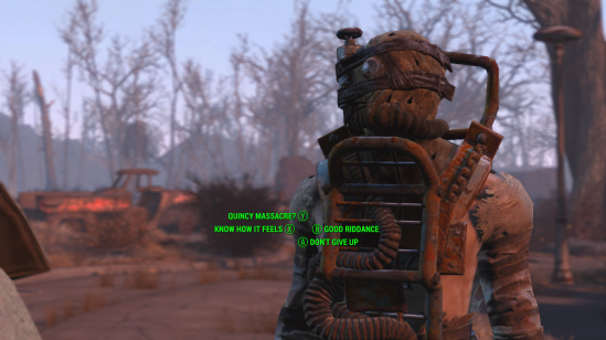 Fallout 4 screenshot dialogue