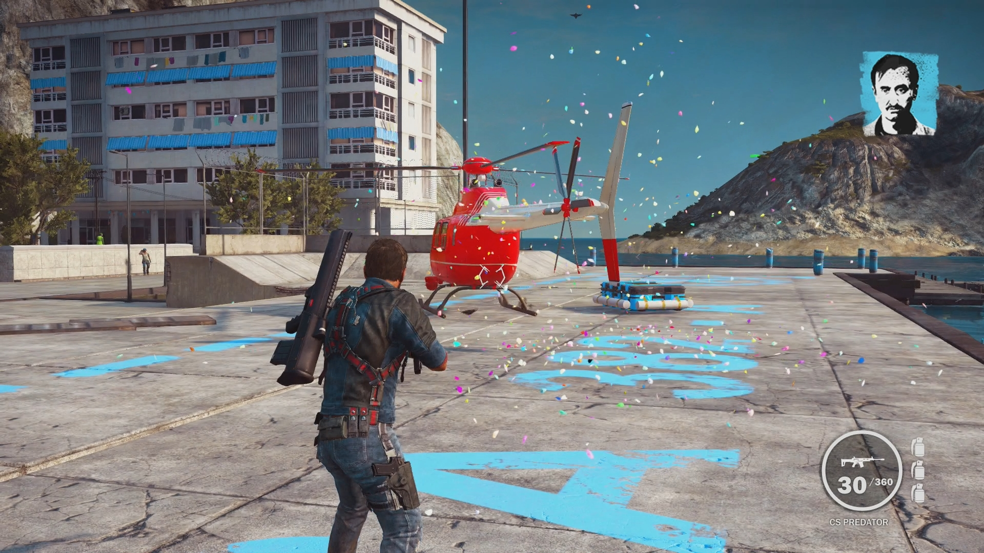just cause 3 xbox one is not playable avideogamelife. Black Bedroom Furniture Sets. Home Design Ideas