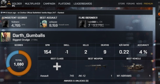 B4 battlelog