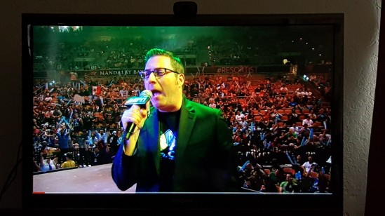evo espn announcer