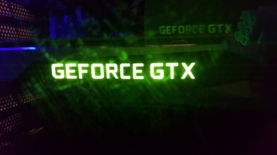 GeForce GTX 1060 FE LED
