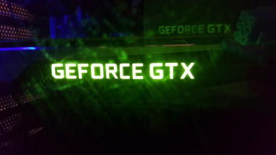 GeForce GTX 1060 FE LED