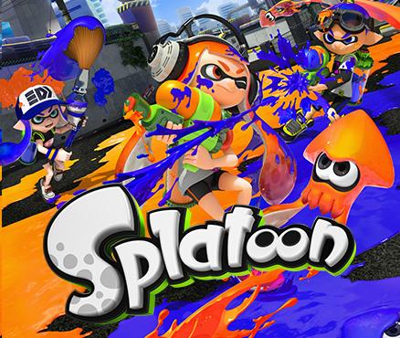 Splatoon Wii U PART 1 Online Gameplay Walkthrough New ...  |Splatoon Wii